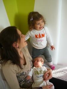 Kata, Frida és Kán