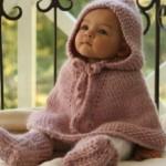 Praktikus-e kisbabának a kapucnis pulóver?