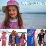 Napvédő póló és nadrág gyerekeknek