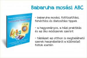 A baba és gyerekruhák tisztításának módszerei