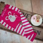Egeres leggings és zokni kislányoknak