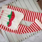 Epres leggings és zokni kislányoknak